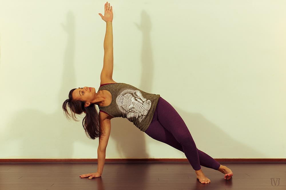 Yoga voor kleine groepen
